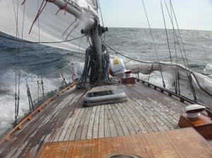 Rejs morski z Rygi 2011
