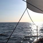 Rejs morski z Rygi.