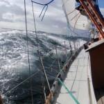 Sierpniowy rejs morski. S/y Bies